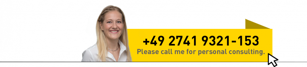 Please call for personal consulting - Rebecca Pfeil