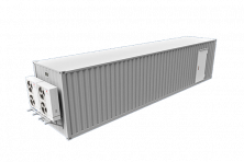 DC-ITContainer 40 ft HC