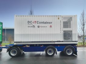 IT-Container mobil